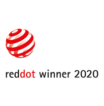 reddot product design award 2020