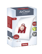 SB FJM AirClean 3D AirClean 3D Efficiency FJM dustbags