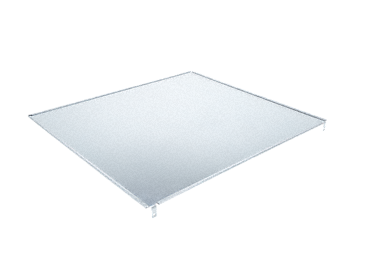 ADB - Cover plate --stainless steel exterior