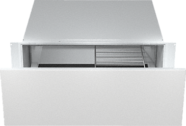 "ESW 6380 - Gourmet food warming drawer, 30"" wide and 10 13/16"" high with the low temperature cooking function - much more than a warming drawer.--NO_COLOR"