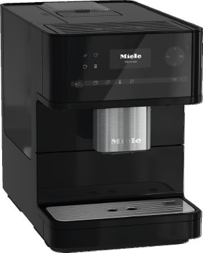 CM 6150 - Countertop coffee machine --Obsidian black