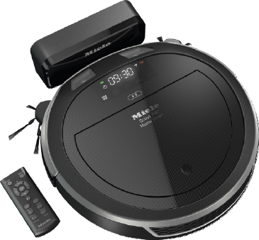 Scout RX2 Home Vision - SLQL0 30 - Robot vacuum cleaner --Graphitgrey Pearlfinish