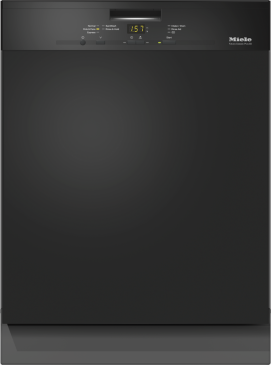 G 4948 SCU AM - Pre-finished, full-size dishwasher --Obsidian black