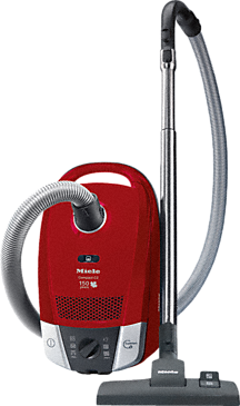 Compact C2 Celebration PowerLine - SDAE0 - Canister vacuum cleaners --Mango red