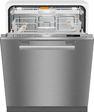 PG 8133 SCVi - Built-in dishwasher For dishware mountains in households, offices, tea rooms, and utility areas.--NO_COLOR