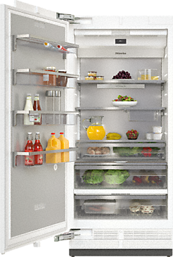 K 2911 Vi - MasterCool refrigerator For high-end design and technology on a large scale.--NO_COLOR