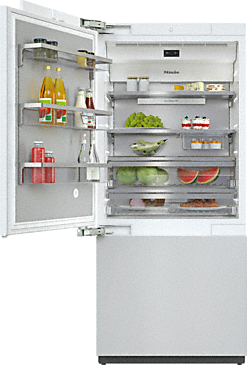 KF 2911 Vi - MasterCool bottom mount fridge freezer --NO_COLOR
