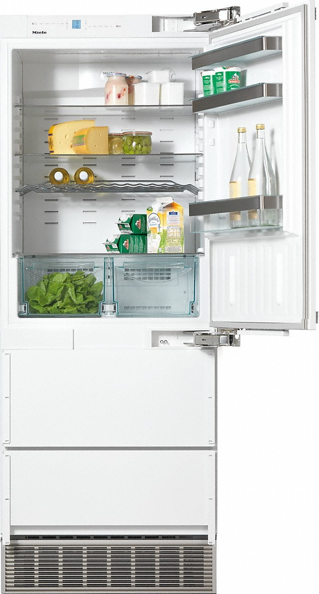 Miele Dishwasher Reviews >> Miele KFN 9855 iDE Built-in fridge-freezer combination