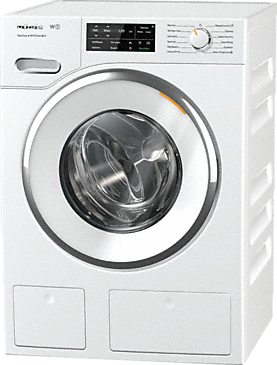 WWH660 WCS TDos&WiFiConn@ct - W1 Front-loading washing machine
