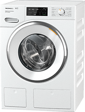 WWH860 WCS TDos&Int.Wash WiFi - W1 Front-loading washing machine