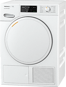 TWF160 WP Eco&WiFiConn@ct - T1 Heat-pump tumble dryer