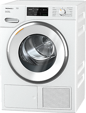 TWI180 WP Eco&Steam WiFiConn. - T1 Heat-pump tumble dryer